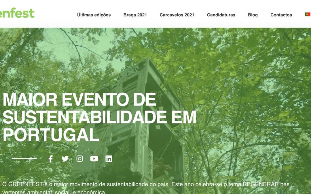 Fleurs locales participa en el The Greenest, el mayor evento de sostenibilidad en Portugal